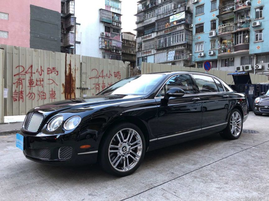 Bentley賓利 Flying-spur